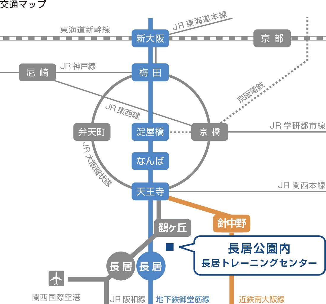 交通マップ